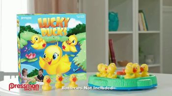 Lucky Ducks Game TV Spot, 'Wacky and Quacky' - Thumbnail 10