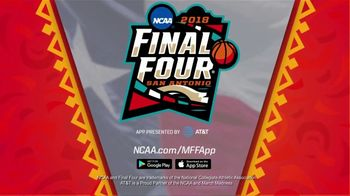 NCAA 2018 Final Four San Antonio App TV Spot, 'Stay Connected' - Thumbnail 7
