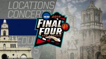 NCAA 2018 Final Four San Antonio App TV Spot, 'Stay Connected' - Thumbnail 2
