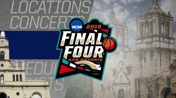 NCAA 2018 Final Four San Antonio App TV Spot, 'Stay Connected' - Thumbnail 3