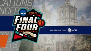 NCAA 2018 Final Four San Antonio App TV Spot, 'Stay Connected' - Thumbnail 4