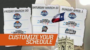 NCAA 2018 Final Four San Antonio App TV Spot, 'Stay Connected' - Thumbnail 5