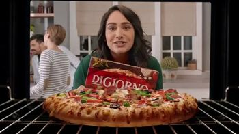 DiGiorno Rising Crust Pizza TV Spot, 'Straight to Your Table' - Thumbnail 1