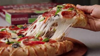 DiGiorno Rising Crust Pizza TV Spot, 'Straight to Your Table' - Thumbnail 8