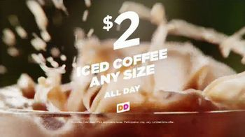 Dunkin' Donuts Iced Coffee TV Spot, 'Power Up' - Thumbnail 9