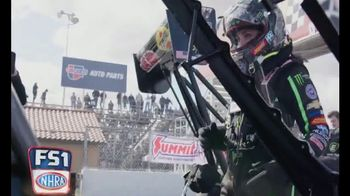 NHRA TV Spot, 'Just a Matter of Time' Song by Samuel Craggs, Luke Filsell