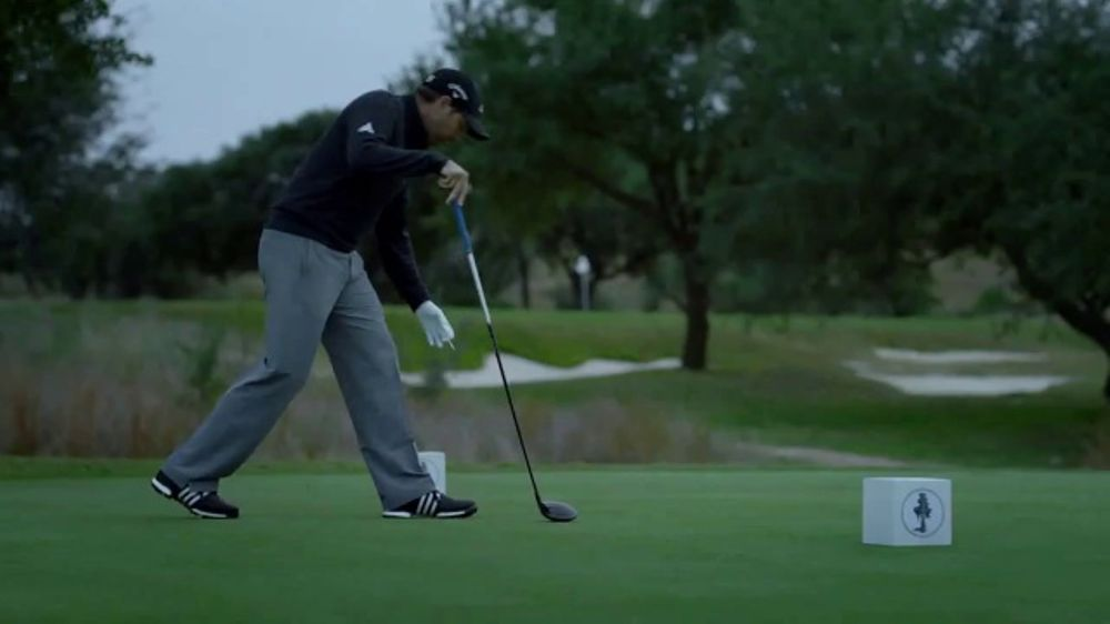 Callaway Chrome Soft TV Commercial, 'What's Best for Me' Featuring Sergio Garc??a