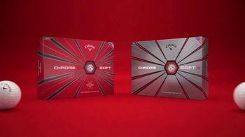 Callaway Chrome Soft TV Spot, 'What's Best for Me' Featuring Sergio García - Thumbnail 10