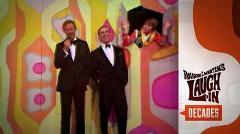 Decades TV Spot, 'Rowan & Martin's Laugh-In' - Thumbnail 3