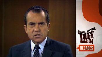 Decades TV Spot, 'Rowan & Martin's Laugh-In' - Thumbnail 5