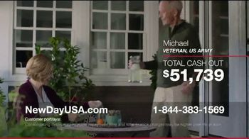NewDay USA VA Home Loan TV Spot, 'Thank You Admiral Cash Out' - Thumbnail 7