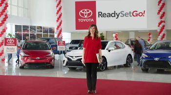 Toyota Ready Set Go! TV Spot, 'Goodbye Winter, Hello Spring' [T2] - Thumbnail 8