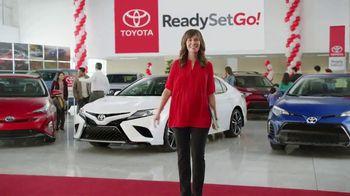 Toyota Ready Set Go! TV Spot, 'Goodbye Winter, Hello Spring' [T2] - Thumbnail 5