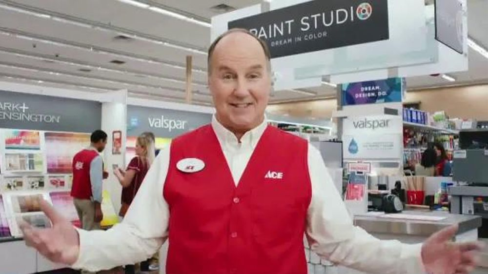 ACE Hardware Buy One, Get One Free Paint Sale TV Commercial, 'Top Paint  Brands' - Video