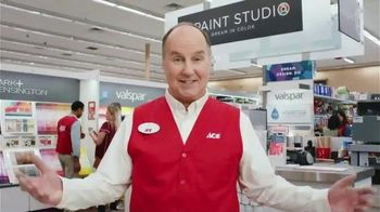 ACE Hardware Buy One, Get One Free Paint Sale TV Spot, 'Top Paint Brands'