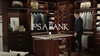 JoS. A. Bank Up to 60 Percent Off Sale TV Spot, 'Almost Everything' - Thumbnail 1