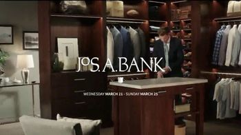 JoS. A. Bank Up to 60 Percent Off Sale TV Spot, 'Almost Everything' - Thumbnail 2