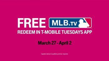 T-Mobile TV Spot, 'Free MLB.TV' - Thumbnail 9