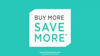 Dania Buy More Save More Event TV Spot, 'It's Back' - Thumbnail 2