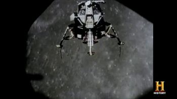 GEICO TV Spot, 'History Channel: Moonwalking on the Moon' - Thumbnail 2