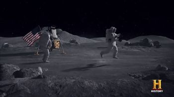 GEICO TV Spot, 'History Channel: Moonwalking on the Moon' - Thumbnail 4