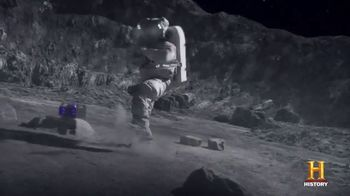 GEICO TV Spot, 'History Channel: Moonwalking on the Moon' - Thumbnail 6