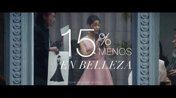 Macy's Venta VIP TV Spot, 'Belleza' [Spanish] - Thumbnail 3