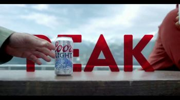 Coors Light TV Spot, 'Mountain Outpost'