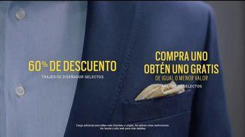 Men's Wearhouse TV Spot, 'Dos eventos, una solución' [Spanish] - Thumbnail 7