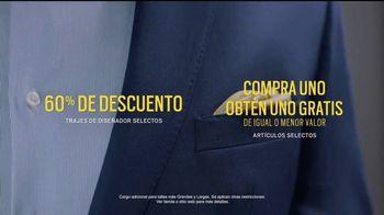 Men's Wearhouse TV Spot, 'Dos eventos, una solución' [Spanish] - Thumbnail 8