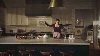 Food Network Fantasy Kitchen Giveaway TV Spot, 'Going Hands-Free' - Thumbnail 2