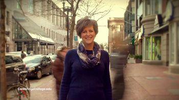 Cambridge College TV Spot, 'Shape Your Education' - Thumbnail 3
