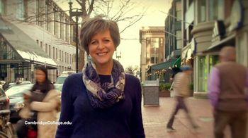 Cambridge College TV Spot, 'Shape Your Education' - Thumbnail 6