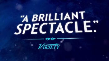 Frozen the Broadway Musical TV Spot, 'The Hottest Snow on Broadway' - Thumbnail 2