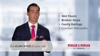 Morgan and Morgan Law Firm TV Spot, 'Slip and Fall' - Thumbnail 5