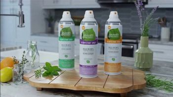 Seventh Generation Disinfectant Spray TV Spot, 'Ion Television: Spring' - Thumbnail 7