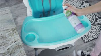 Seventh Generation Disinfectant Spray TV Spot, 'Ion Television: Spring' - Thumbnail 8