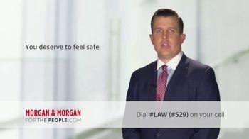 Morgan and Morgan Law Firm TV Spot, 'Customer Safety' - Thumbnail 2