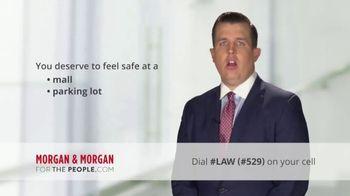 Morgan and Morgan Law Firm TV Spot, 'Customer Safety' - Thumbnail 3