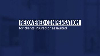 Morgan and Morgan Law Firm TV Spot, 'Customer Safety' - Thumbnail 6