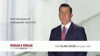Morgan and Morgan Law Firm TV Spot, 'Customer Safety' - Thumbnail 9