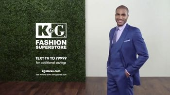 K&G Fashion Superstore TV Spot, 'Suit Headquarters for Easter' - Thumbnail 5