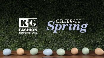 K&G Fashion Superstore TV Spot, 'Suit Headquarters for Easter' - Thumbnail 1