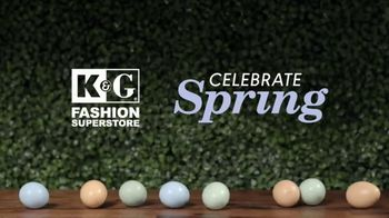 K&G Fashion Superstore TV Spot, 'Suit Headquarters for Easter' - Thumbnail 2