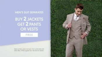 K&G Fashion Superstore TV Spot, 'Suit Headquarters for Easter' - Thumbnail 3