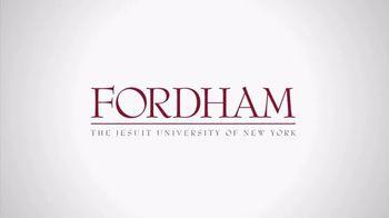 Fordham University TV Spot, 'Campuses' - Thumbnail 1