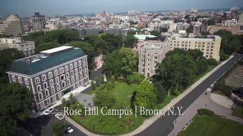 Fordham University TV Spot, 'Campuses' - Thumbnail 2