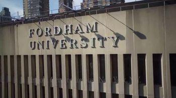 Fordham University TV Spot, 'Campuses' - Thumbnail 7