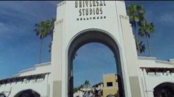 Universal Studios Hollywood TV Spot, 'Nuevo e inesperado' [Spanish] - Thumbnail 1