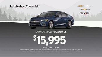 AutoNation Chevrolet Truck Month TV Spot, '2017 Silverado and Malibu' - Thumbnail 8